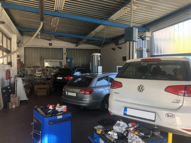 Auto Servis AE SYSTEM 5